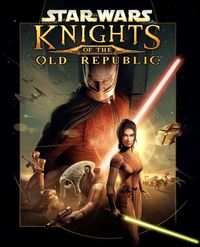Okładka Star Wars: Knights of the Old Republic (AND)