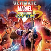 Game Ultimate Marvel vs. Capcom 3 (PS4) Cover