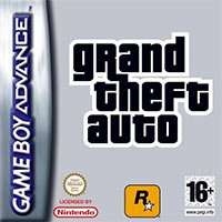 Gra Grand Theft Auto Advance (GBA)