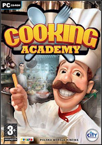 Okładka Cooking Academy (PC)