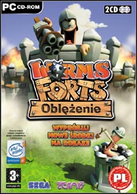 Gra Worms Forts Under Siege (PC)