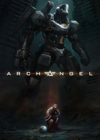 Game Archangel (PS4) Cover