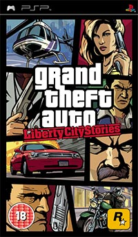 Gra Grand Theft Auto: Liberty City Stories (PSP)
