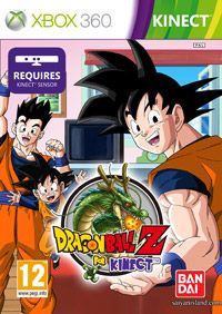 Game Dragon Ball Z for Kinect (X360) Cover