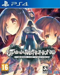 Game Utawarerumono: Mask of Truth (PS4) Cover