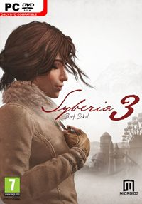 Syberia 3 Game Box