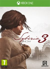 Game Syberia 3 (PS4) Cover
