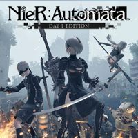 Game Nier: Automata (PC) Cover