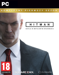Hitman Game Box