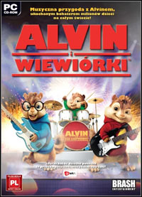 Gra Alvin and the Chipmunks (PC)