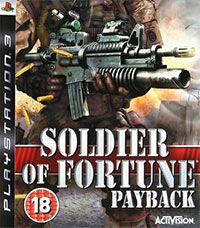Okładka Soldier of Fortune: Payback (PS3)