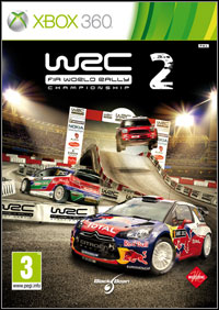 Game WRC 2 (PS3) Cover