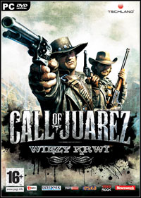 Call of Juarez: Bound In Blood Game Box