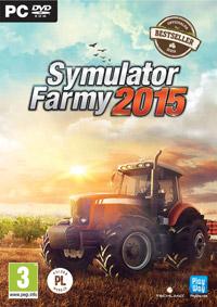 Symulator Farmy 2015 okładka