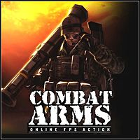 Combat Arms Game Box