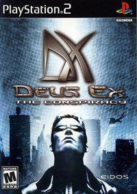 Game Deus Ex (PC) Cover