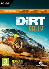 Game DiRT Rally (PC) Cover