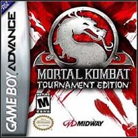 Okładka Mortal Kombat: Tournament Edition (GBA)