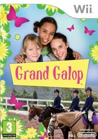 Game Saddle Club: Grand Galop (PC) Cover