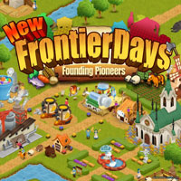 Game New Frontier Days: Founding Pioneers (PC) Cover