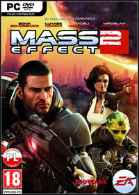 Mass Effect 2 Game Box