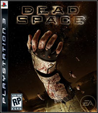 Okładka Dead Space (PS3)