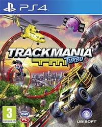 Game Trackmania Turbo (PC) Cover
