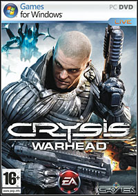 Crysis: Warhead Game Box