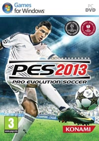 Game Pro Evolution Soccer 2013 (PC) Cover