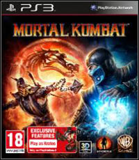 Gra Mortal Kombat (PS3)