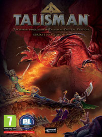 Talisman: Digital Edition Game Box