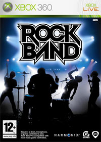 Gra Rock Band (XBOX 360)