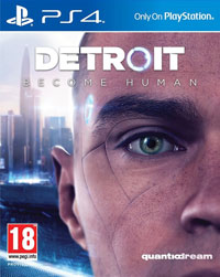 Okładka Detroit: Become Human (PS4)