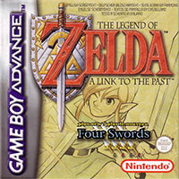 Game The Legend of Zelda: A Link to the Past (GBA) Cover
