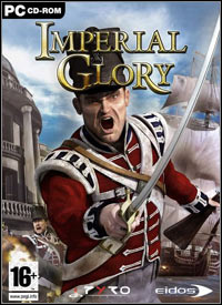 Okładka Imperial Glory (PC)