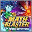 game Math Blaster in the Prime Adventure