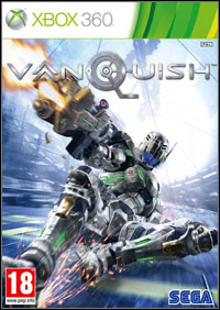 Game Vanquish (PC) Cover
