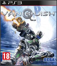 Game Vanquish (X360) Cover