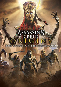 Okładka Assassin's Creed Origins: The Curse of the Pharaohs (PC)