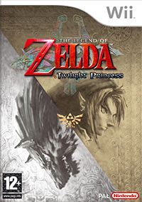 Game The Legend of Zelda: Twilight Princess (GCN) Cover