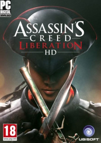 Assassin's Creed: Liberation HD Game Box
