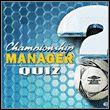 game Championship Manager Quiz