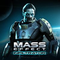Okładka Mass Effect Infiltrator (iOS)