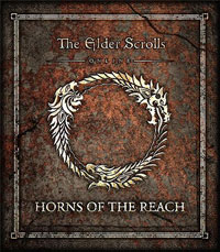 Game The Elder Scrolls Online: Horns of the Reach (PC) Cover