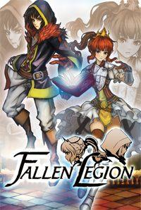 Game Fallen Legion: Sins of an Empire (PS4) Cover