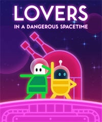 Game Lovers in a Dangerous Spacetime (Switch) Cover