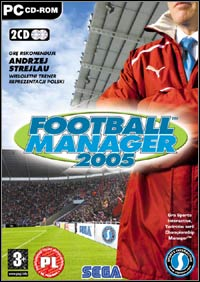 Okładka Worldwide Soccer Manager 2005 (PC)