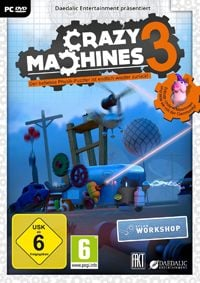 Game Crazy Machines 3 (PC) Cover