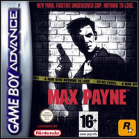 Game Max Payne (PC) Cover