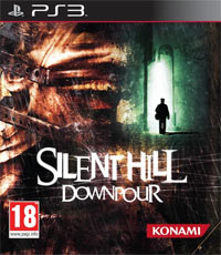 Silent Hill: Downpour Game Box